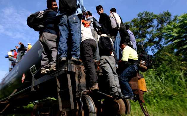 SEMANA DEL MIGRANTE 2014,HONDURAS