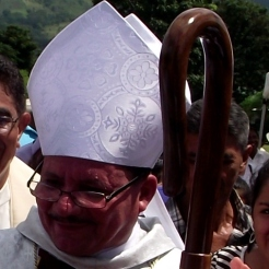 Monseñor David García