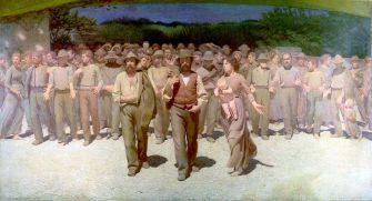 Marcha de los trabajadores
