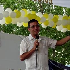 P.Teodoro Baquedano, Superior Regional A.L.