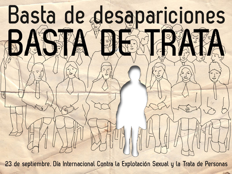 Resultado de imagen para 23 de septiembre dia internacional contra la trata