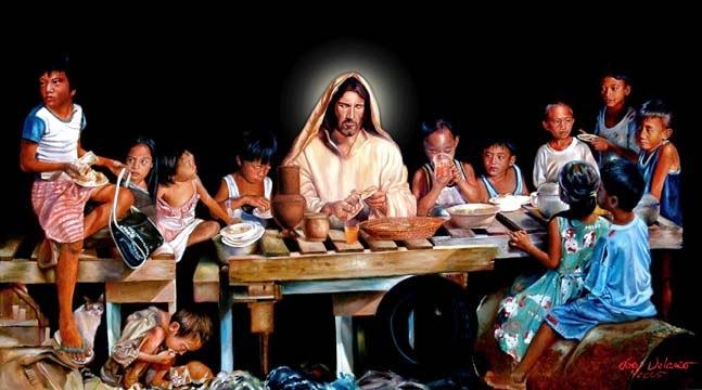 Resultado de imagen para cristo pobre