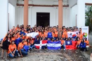 Misa de Envío Magis Catedral El Progreso, Yoro