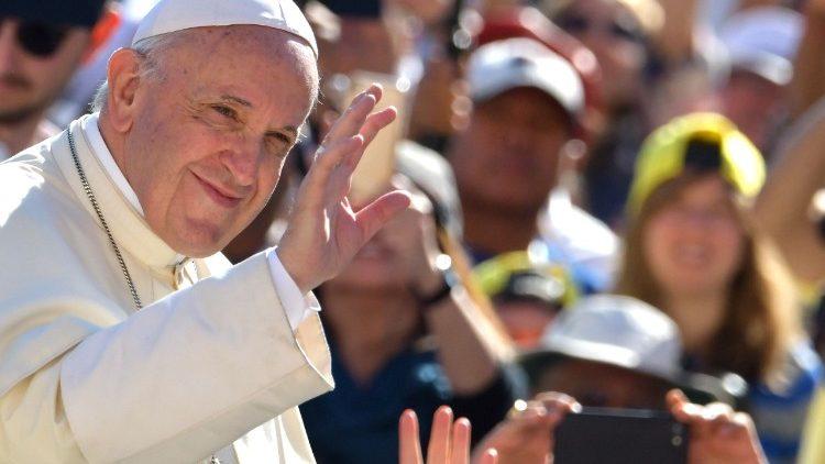 El Papa Francisco enJapón